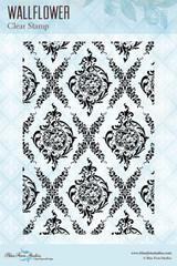 Blue Fern Studios - Clear Stamp - Wallflower (121173)