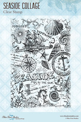 Blue Fern Studios - Clear Stamp - Seaside Memories (140174)