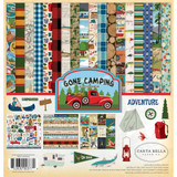 Carta Bella - 12x12 Collection Kit - Gone Camping (CBGC85016)