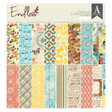 "Authentique - Collection Kit 12""X12"" - Endless (END011)"