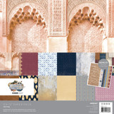 "Kaisercraft - Paper Pack 12""X12"" - Journey (PK606)"