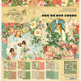Graphic 45 - Double Sided 12x12 Paper Collection - Joy To The World (4501909)