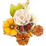Prima Marketing - Flowers - Autumn Sunset - Gourds and Pumpkins 12/Pkg (642815)