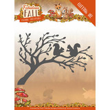 Find It Trading - Yvonne Creations - Fabulous Fall - Squirrels (YCD10148)