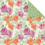 "Kaisercraft - Double-Sided scrapbooking paper 12""X12"" - Flora Delight - Euphoria (P1070)"