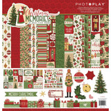 "Photo Play - Collection Paper Pack 12""X12"" - Christmas Memories (CMR9491)"