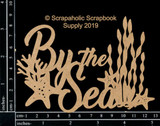 Scrapaholics - Laser Cut Chipboard - By The Sea (S52132)