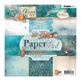 Studio Light - Paper Collection 6x6 - Collection 2 - Ocean View (PPOV117)