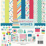 Echo Park - Collection Kit 12x12 - Birthday Wishes - Boy ( BW-Boy)