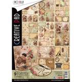 Ciao Bella - Creative Pad A4 - The Muse (CBCL028)