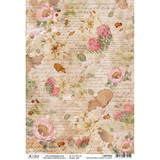 Ciao Bella - Decoupage Rice Paper Sheet - The Muse - Inexhaustible Source of Magic (CBRP063)