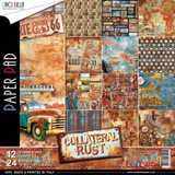 Ciao Bella - Collection Pack 12x12 - Collateral Rust (CBPM026)