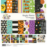 Simple Stories - Collection Kit - 12 X 12 - Say Cheese Halloween (SCH11000)
