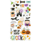 Simple Stories - Chipboard Stickers 6x12 - Say Cheese Halloween (SCH11018)