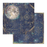 Stamperia - Double-Sided Cardstock 12x12 - Cosmos - Cosmos Astral (SBB614)