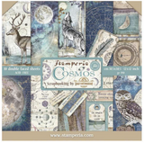 Stamperia - Collection Pack 12x12 - Cosmos (SBBL56)