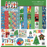 "Photo Play - Collection Paper Pack 12""X12"" - Muttcracker (MUT9537)"