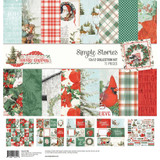 Simple Stories - Collection Kit 12x12 - Country Christmas (COC11300)