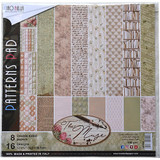 Ciao Bella - 12x12 Collection Pack 8/Pkg - The Muse - Coordinating Prints (CBT028)