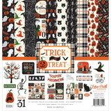 Carta Bella - Collection Kit 12x12 - Trick Or Treat (TT186016)
