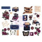 Prima Marketing - Darcelle - Chipboard Stickers 28/Pkg (642013)