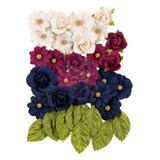 Prima Marketing - Darcelle - Flowers 36 pcs - Sweet Notes