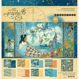 Graphic 45 - 12x12 Paper Collection - Dreamland (G4501931)