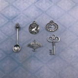 Blue Fern Studios - Charms - Eclectic Charm - This and That (696273)