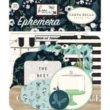Carta Bella - Ephemera Die Cuts 33/Pkg - Home Again (HO109024)