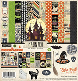 Echo Park - Collection Kit 12x12 - Haunted (CBHA56016TM)