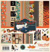 Carta Bella - Collection Kit 12x12 - Trick or Treat (CBTT44016TM)