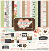 Carta Bella - 12x12 Collection Kit - Rustic Elegance (CBRE41016)
