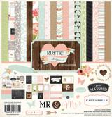 Carta Bella - 12x12 Collection Kit - Rustic Elegance (CBRE41016)