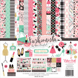 Echo Park - 12x12 Collection Kit - Fashionista (FA139016)