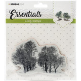 Studio Light - Essentials Stamp - NR. 13 - Tree Pathway (LINGSL13)