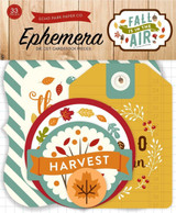 Echo Park - Ephemera Cardstock Die-cuts - Fall is in the Air (FA112024)