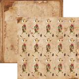 """Ciao Bella - 12""""X12"""" Double-Sided Cardstock -Pinocchio - Avventure Di Pinocchio (CBAP12 - 017)"""