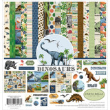 Carta Bella - 12x12 Collection Kit - Dinosaurs (DI110016)