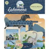 Carta Bella - Ephemera 33/Pkg - Dinosaurs (DI110024)