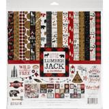 Echo Park - 12x12 Collection Kit - Little Lumberjack (LL195016)