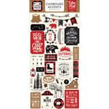 Echo Park - Chipboard Sticker 6x13 - Little Lumberjack (LL195021)