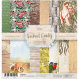 Couture Creations - Double-Sided Paper Pad 6.5x6.5 - Sunburnt Country (CO727278)