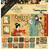 Graphic 45 - Deluxe Collectors Edition - Bird Song (G4501976)