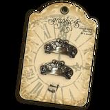 Graphic 45 - Antique Brass Door Pulls (G4500548)