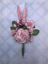 Blue Fern Blooms - Petal Pink (122576)