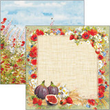 Ciao Bella - 12x12 Double-Sided Cardstock - Under the Tuscan Sun - Sweet Countryside (CBSS099)