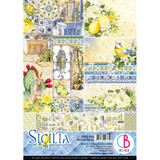 Ciao Bella - A4 Creative Pack 9/Pkg Double-Sided - Sicilia (CBCL033)