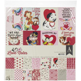 Authentique - Collection Kit 12x12- Love Notes (LVN011)