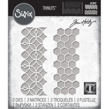 Sizzix - Tim Holtz - Thinlits Dies - Pattern Repeat (663869)