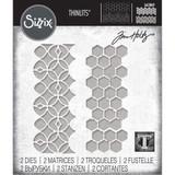 Sizzix - Tim Holtz - Thinlits Dies - Pattern Repeat (663869)